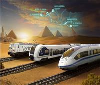 أيسر رأفت: القطار الكهربائي السريع صديق للبيئة.. فيديو