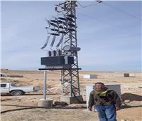 لجنة من محافظة شمال سيناءلمتابعة تنفيذ المشروعات بالمدن والقرى
