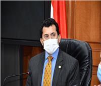 وزير الرياضة يفتتح بطولة الإسكندرية للياقة البدنية وستريت وورك أوت