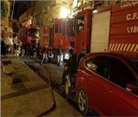 السيطرة على حريق بـ3 منازل بالإسماعيلية دون خسائر بشرية