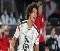 مونديال اليد | رغم الهزيمة.. علي زين «الأفضل» في مباراة مصر والدنمارك