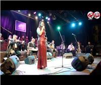 أعضاء فرقة «جراما فن» يحيون أغاني زمان بساقية الصاوي | فيديو