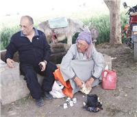 شاي «الحاج بلال».. يتسافر له بلاد وبلاد