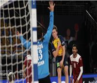 مونديال اليد   السويد يقصي قطر ويتأهل لنصف النهائي