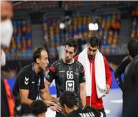 مونديال اليد   الأولمبية تشكر منتخب اليد على الأداء البطولي