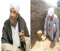 البنداري «ريس» حفائر اكتشافات سقارة: أوافق على عرض جثمان جدي لو كان «مومياء»