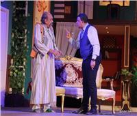 إعادة تقديم عرض «أبي تحت الشجرة» على مسرح السلام