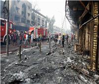 القوات العراقية تقبض على المتورطين بتفجيري بغداد