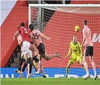 الدوري الإنجليزي| شيفيلد يهزم مانشستر يونايتد 2 / 1