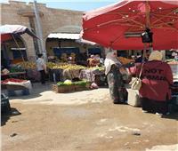 حملات رقابية على المخابز والأسواق لمواجهة استغلال التجار بشمال سيناء