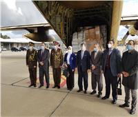 وزيرة الصحة: نحمل لأشقائنا في لبنان 38.5 طن مساعدات طبية