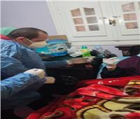 ٩٠ فريقا طبيا يتابعون حالات العزل المنزلي لمرضى كورونا بالبحيرة