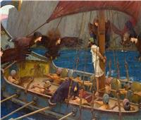 «أوديسيوس» وعقاب آلهة البحر له في الأساطير اليونانية