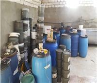 إعدام 263 كيلو أغذية فاسدة وفحص 24 منشأة بجنوب سيناء