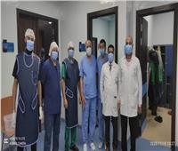 إجراء 14 عملية قسطرة قلبية بمستشفى إسنا التخصصي بالأقصر