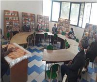 افتتاح مبادرة «صنايعية مصر» بثقافة القليوبية