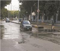 نوة «الكرم» تضرب الإسكندرية.. والرياح توقف الصيد في كفر الشيخ