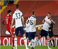 توتنهام يحرز الهدف الأول ويقلص الفارق مع ليفربول