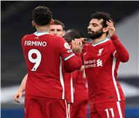 الدورى الإنجليزى  ليفربول يستعيد الانتصارات على حساب توتنهام 1-3