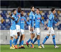 نابولي يتأهل لنصف نهائي كأس إيطاليا برباعية فى شباك سبيزيا