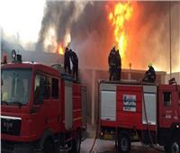 حريق مصنع أقطان شبرا بالقليوبية  مصدر أمني يكشف تفاصيل جديدة