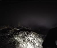 خاص  التفاصيل الكاملة لحريق مصنع أقطان شبرا الخيمة بالقليوبية  صور