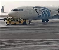 كيف تتعامل سلطات الطيران مع الطقس السيئ.. ومتى يتم إعلان الطوارئ وتأجيل الطيران؟