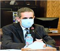 تحرير 105 مخالفات لعدم ارتداء الكمامة في الغربية