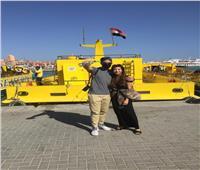 شاهد| المدونون التشيك يستكملون زيارتهم التعريفية لمصر في مدينة الغردقة
