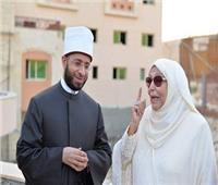 تلامذة أسامة الأزهري يتلون «ختمة قرآنية» على روح عبلة الكحلاوي