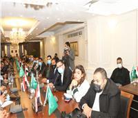 اجتماع اللجنة النوعية مع سكرتيري عموم حزب الوفد استعدادا «للمحليات»