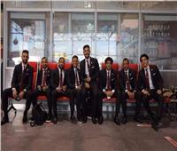 مونديال الأندية| وصول بعثة النادي الأهلي إلى مطار الدوحة.. فيديو