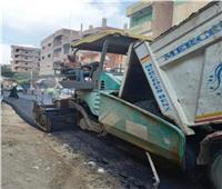 رفع 405 أطنان قمامة في حملة نظافة بأوسيم