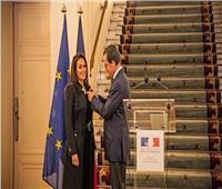 «القومي للمرأة» يهنئ هند صبري لحصولها على وسام الفنون والآداب الفرنسي