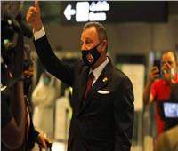 شاهد| استقبال حافلمن جماهير الأهلي لمحمود الخطيب في الدوحة