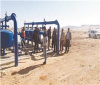 حياة كريمة | شمال سيناء.. محطات تحلية وبيوت بدوية