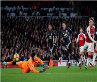 الدوري الإنجليزي| مانشستر يونايتد ضيفا ثقيلا على أرسنال