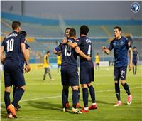 قبل موقعة الدراويش  خسارة وحيدة و11 هدفًا حصيلة بيراميدز بالدوري