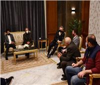 السويد وبولندا يطالبان بالاستفادة من الخبرات المصرية فى مجال  تنظيم مونديال اليد| صور