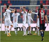 ميلان يعزز صدارته للدوري الإيطالي بـ«هدفين» في بولونيا .فيديو