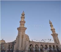 محافظ الغربية يتفقد تطوير ميدان محطة السيد البدوي وكورنيش طنطا