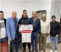 الزمالك يتعاقد مع المهاجم التونسي سيف الدين الجزيري