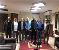 المقاصة يكشف كواليس انضمام مروان حمدي للزمالك