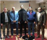 مروان حمدييتحدث عن انضمامه للزمالك وطموحاته مع الفريق