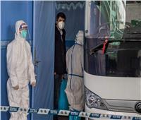 شاهد الصور الأولى لفريق منظمة الصحة العالمية في سوق «وهان»