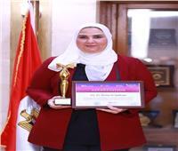 المجلس العربي للمسئولية المجتمعية يكرم «القباج» ضمن أبرز 7 سيدات مؤثرات