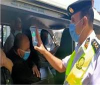 تحرير 12813 محضر مخالفة عدم ارتداء الكمامات بالقليوبية