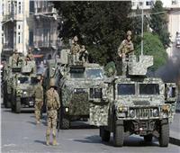 الجيش اللبناني يغلق ساحة النور في طرابلس تزامنا مع الدعوات للاعتصام