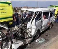 مصرع شخص وإصابة ١٠ آخرين في حادث تصادم بكورنيش المعادي