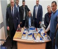 إحباط محاولة تهريب 10 كيلو من «مخدر الآيس» بمطار القاهرة